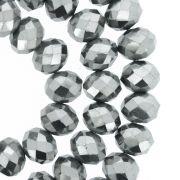 Fio de Cristal - Flat® - Prateado - 10mm
