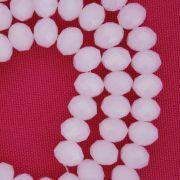 Fio de Cristal - Flat® - Rosa - 8mm