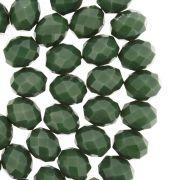 Fio de Cristal - Flat® - Verde - 10mm
