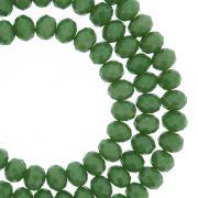 Fio de Cristal - Flat® - Verde - 6mm
