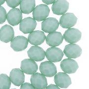 Fio de Cristal - Flat® - Verde Água - 10mm