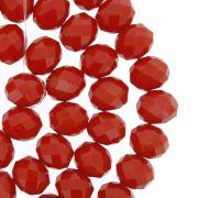 Fio de Cristal - Flat® - Vermelho - 10mm