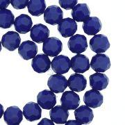 Fio de Cristal - Premium® - Azul Royal - 8mm
