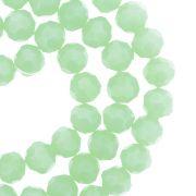 Fio de Cristal - Premium® - Verde Claro - 8mm