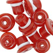 Firma Chapéu - Vermelho e Branco