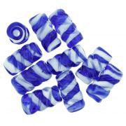 Firma Frisada - Branca e Azul