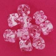 Firma Meteoro - Rosa Transparente