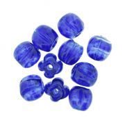 Firma Pitanga - Azul Royal Transparente