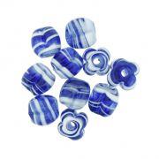 Firma Pitanga - Branca e Azul Royal