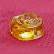 Firma Rosa - Dourada Transparente - 1 Peça