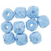 Firmas Strass - Azul Clara