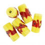 Firmas Strass GG - Amarela e Vermelha