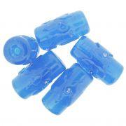 Firmas Strass GG - Azul Clara Transparente