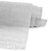 Manta de Strass - Níquel - 120x45cm