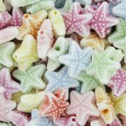 Miçanga Colorida Infantil - Estrela do Mar