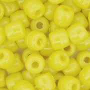 Miçangão Plástico - Tererê® - Amarelo