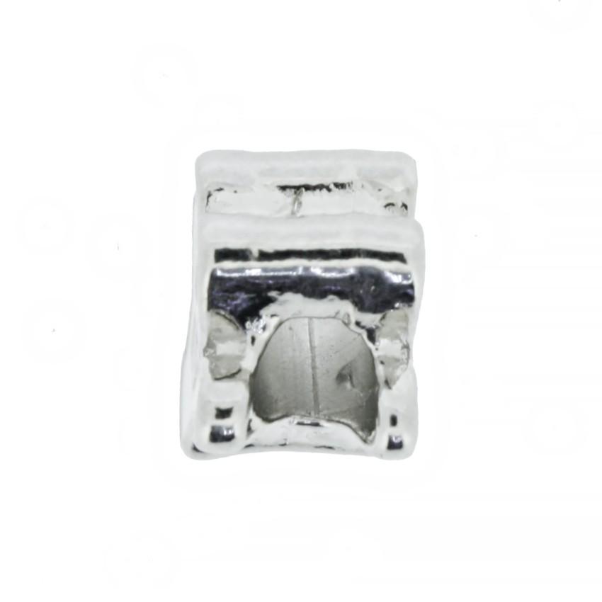 Berloque - Luva Mickey Mouse - Níquel  - Stéphanie Bijoux® - Peças para Bijuterias e Artesanato