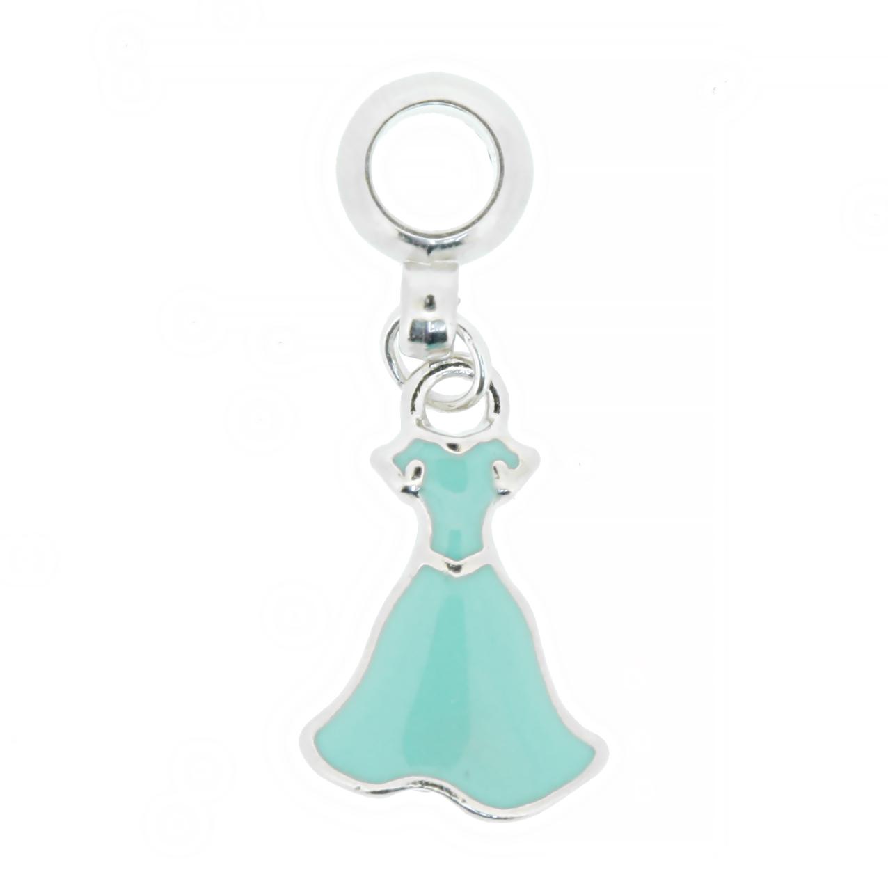 Berloque Princesas® - Jasmine  - Stéphanie Bijoux® - Peças para Bijuterias e Artesanato