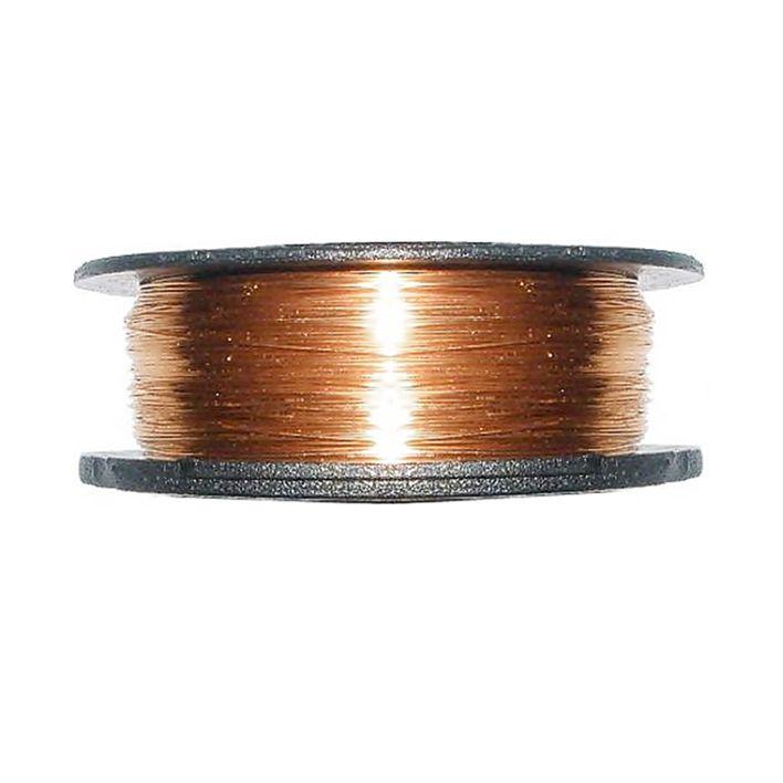 Cabelo de Anjo - CopperWire® - Cobre - 0,025mm  - Stéphanie Bijoux® - Peças para Bijuterias e Artesanato