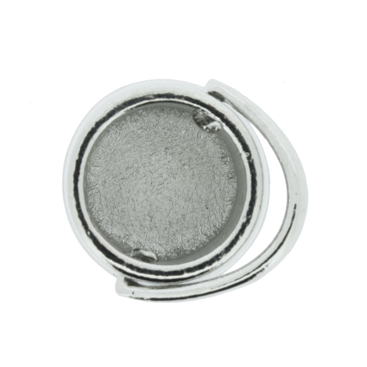 Caldeirão de Bruxa - Níquel - 24mm  - Stéphanie Bijoux® - Peças para Bijuterias e Artesanato