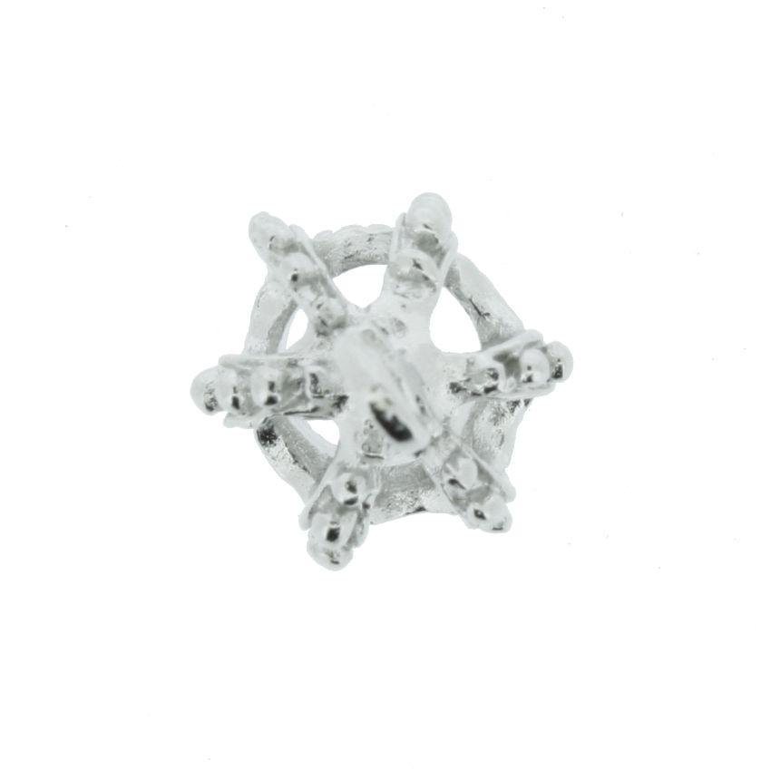 Coroa - Níquel - 15mm  - Stéphanie Bijoux® - Peças para Bijuterias e Artesanato