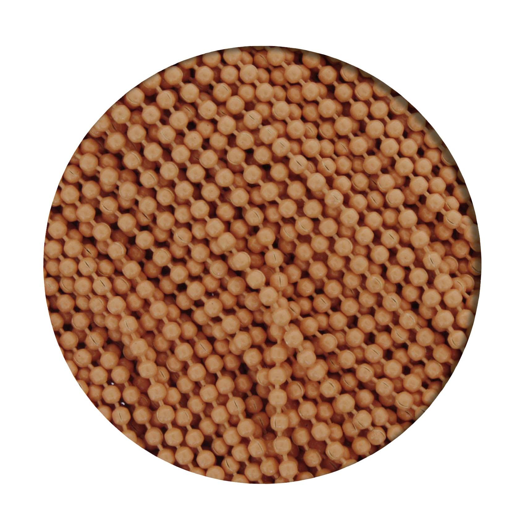 Corrente de Bolinha - 1,5mm - Salmão  - Stéphanie Bijoux® - Peças para Bijuterias e Artesanato