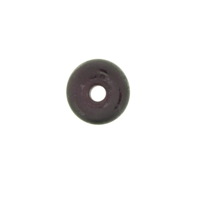 Disco Vidro - Roxo - Ref.: MD429  - Stéphanie Bijoux® - Peças para Bijuterias e Artesanato