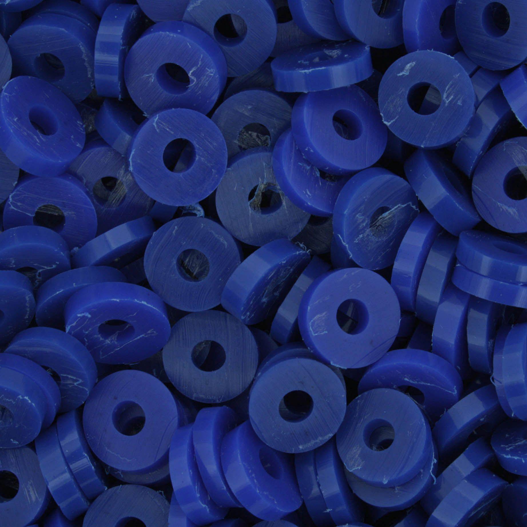 Disquinho - Azul - 7mm  - Stéphanie Bijoux® - Peças para Bijuterias e Artesanato