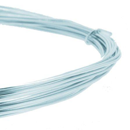 Fio de Arame -  Aluminum® - Azul Claro  - Stéphanie Bijoux® - Peças para Bijuterias e Artesanato