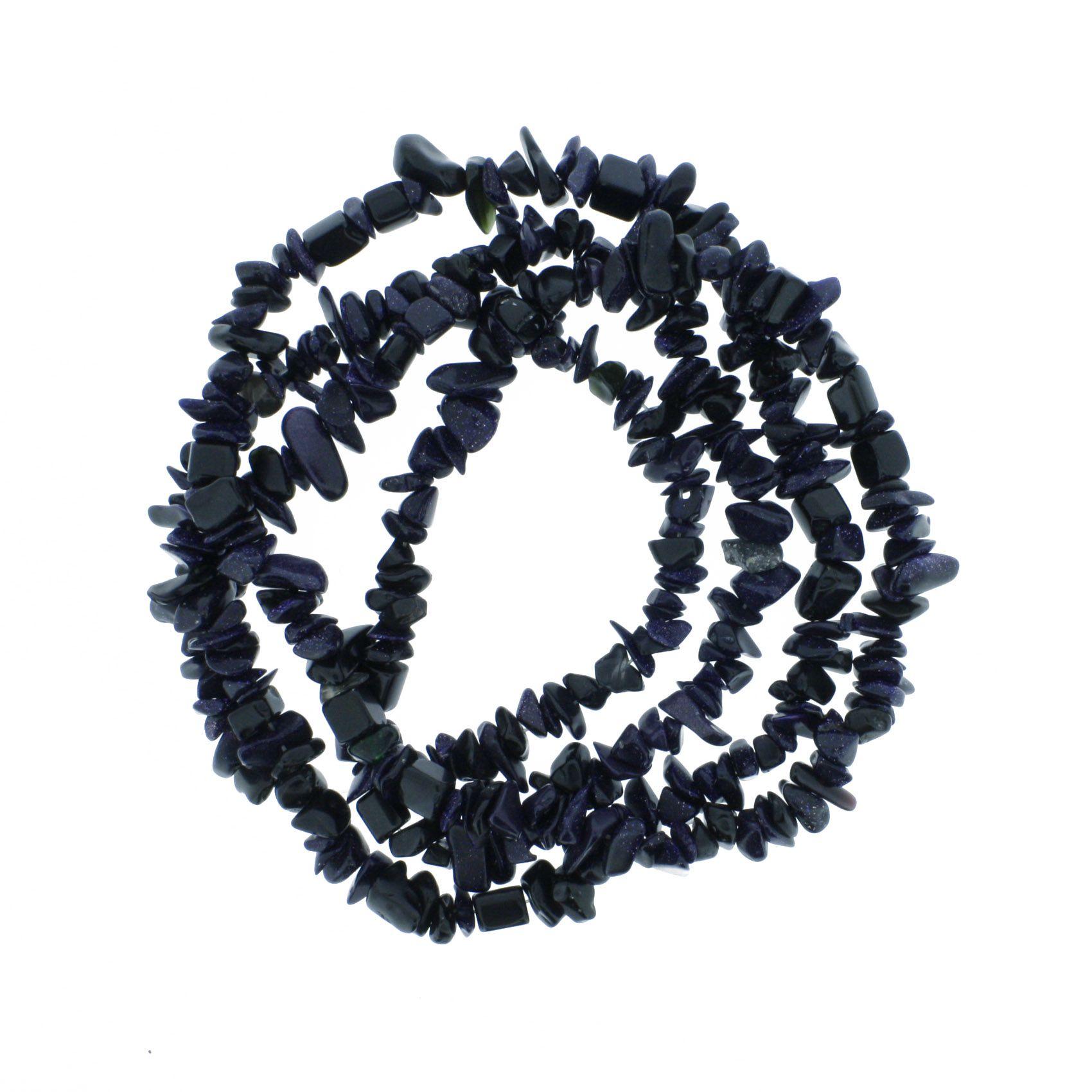 Fio de Cascalho - Stone® - Pedra Estrela  - Stéphanie Bijoux® - Peças para Bijuterias e Artesanato