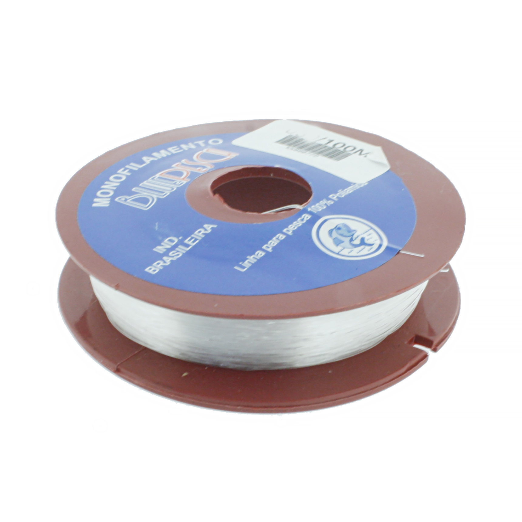 Fio de Nylon - 0,25mm  - Stéphanie Bijoux® - Peças para Bijuterias e Artesanato
