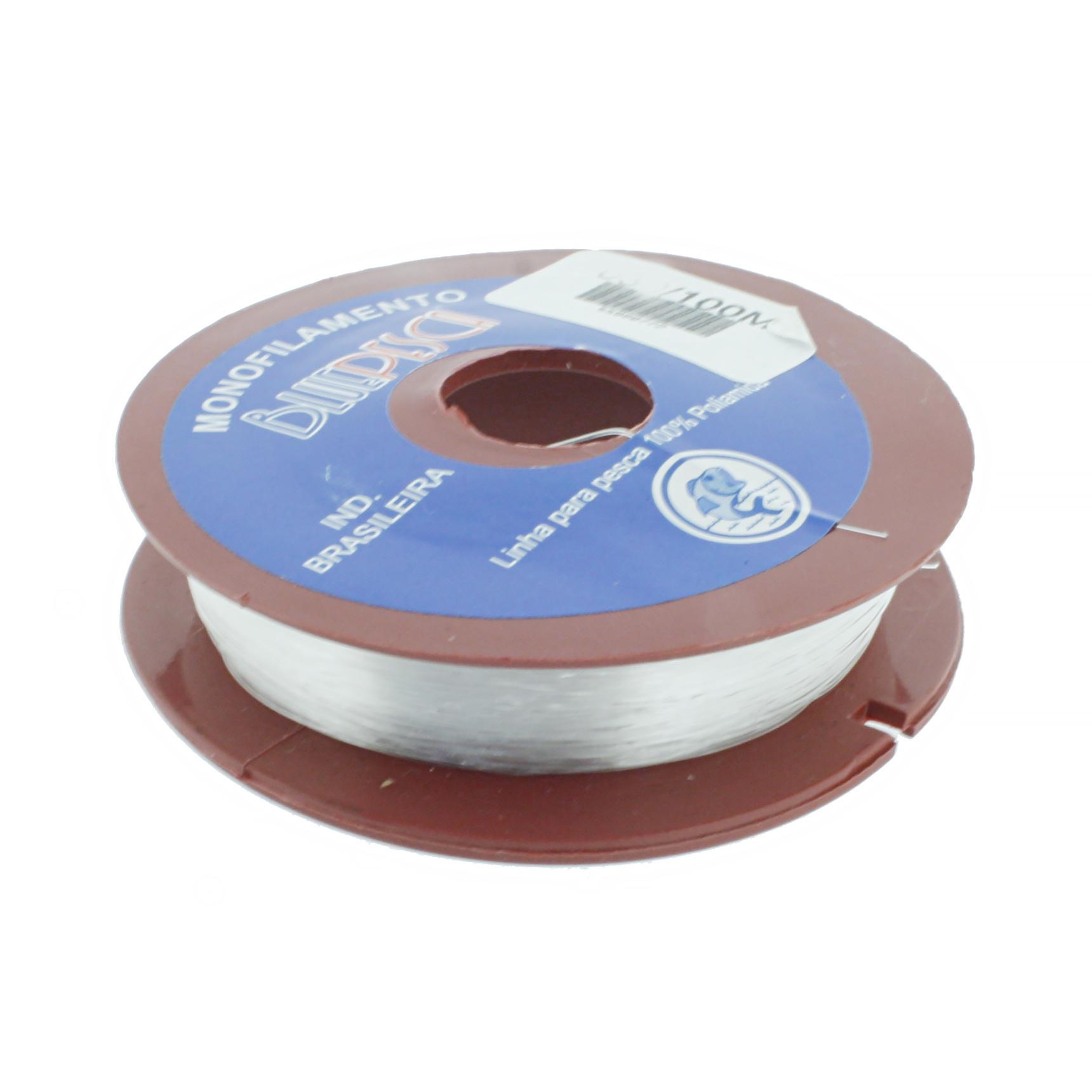 Fio de Nylon - 0,40mm  - Stéphanie Bijoux® - Peças para Bijuterias e Artesanato