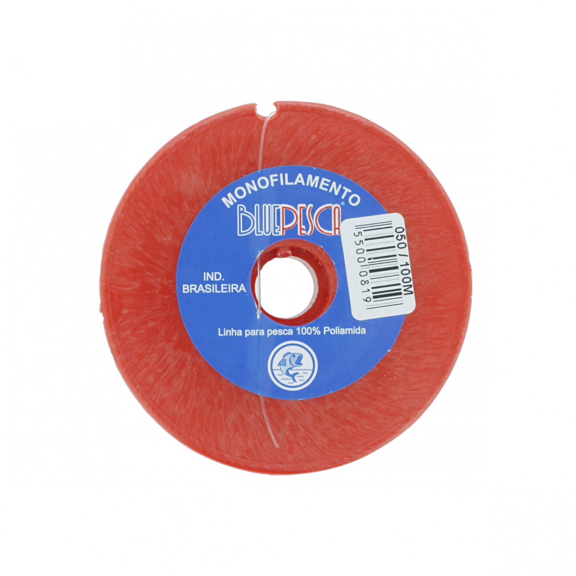 Fio de Nylon - 0,50mm  - Stéphanie Bijoux® - Peças para Bijuterias e Artesanato