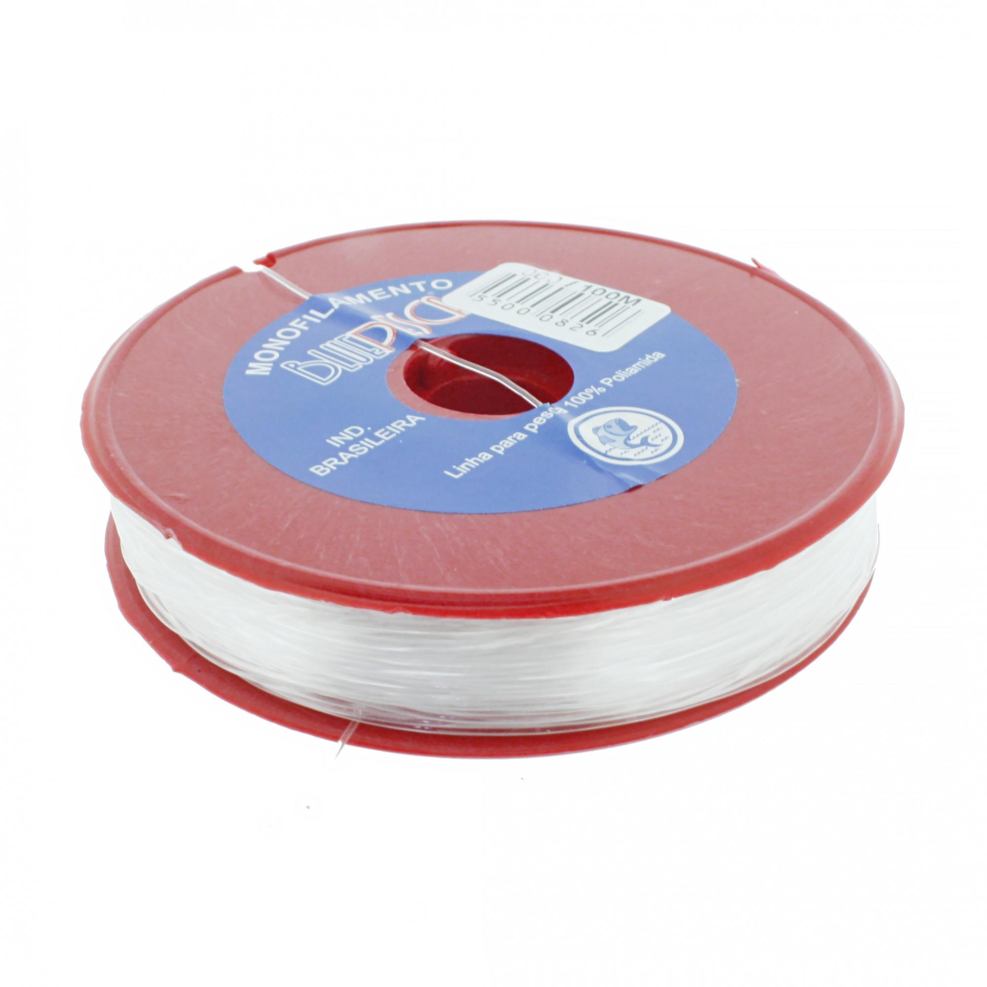 Fio de Nylon - 0,60mm  - Stéphanie Bijoux® - Peças para Bijuterias e Artesanato