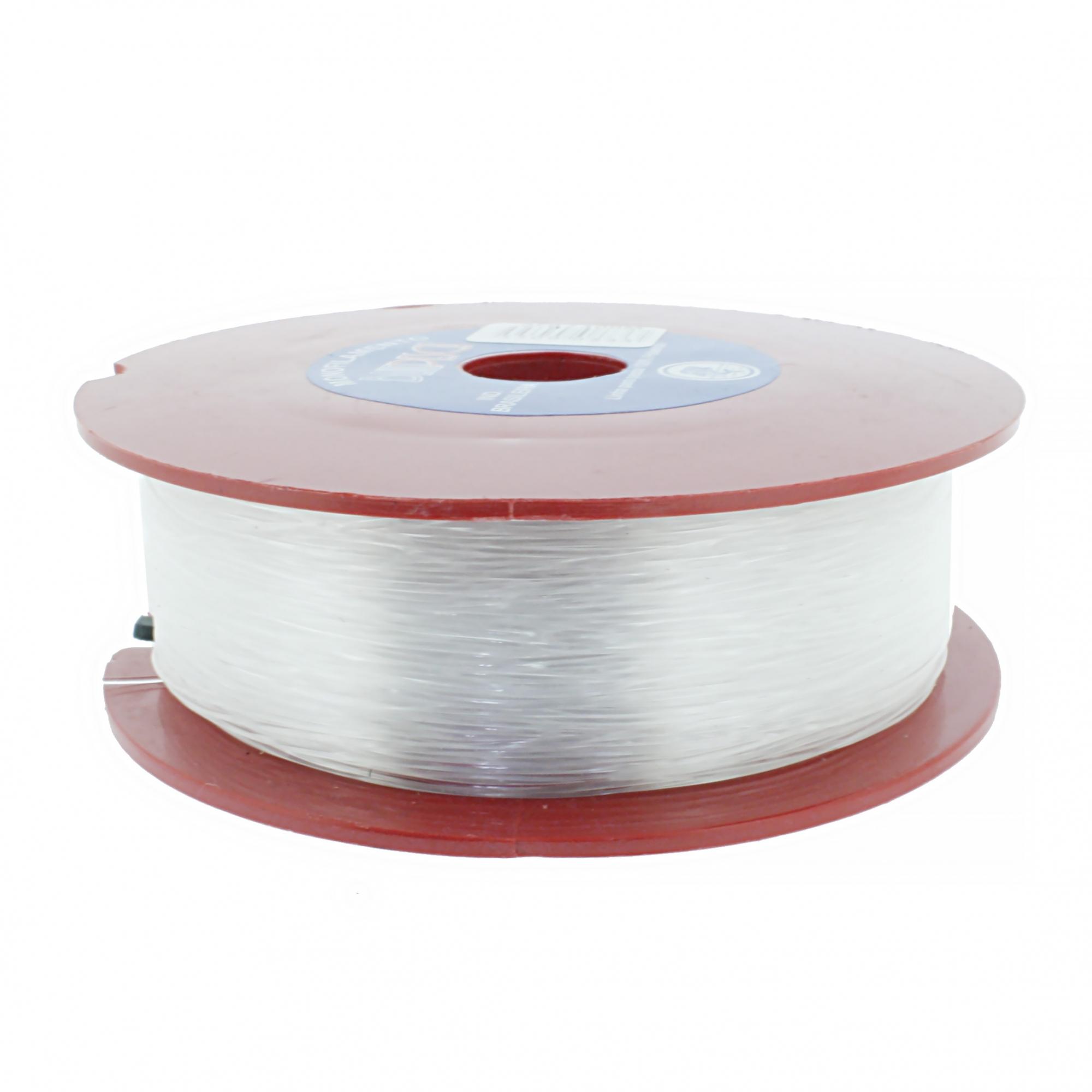 Fio de Nylon - 0,70mm  - Stéphanie Bijoux® - Peças para Bijuterias e Artesanato