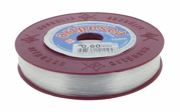 Fio de Nylon - ArtPesca® - 0,60mm  - Stéphanie Bijoux® - Peças para Bijuterias e Artesanato