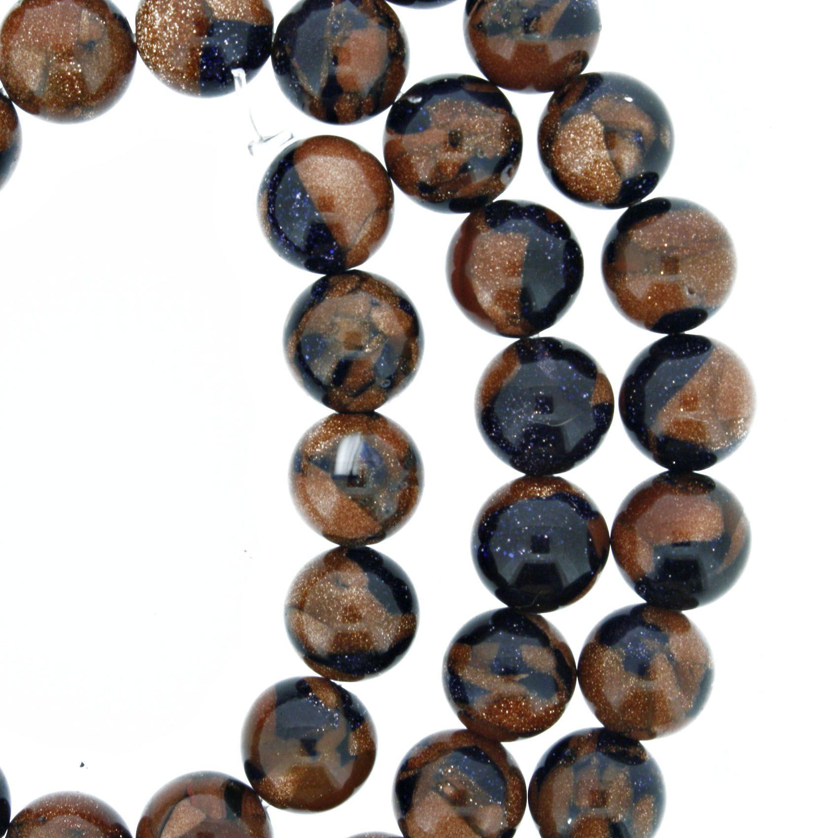 Fio de Pedra - Estrela com Sol - 8mm  - Stéphanie Bijoux® - Peças para Bijuterias e Artesanato