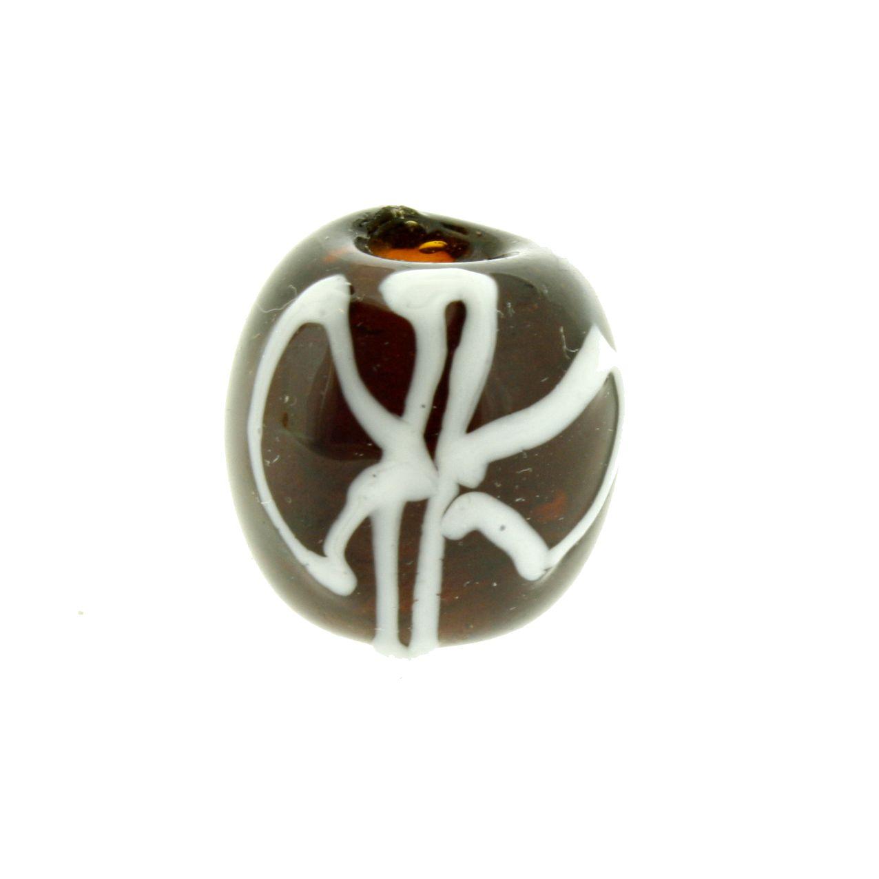 Firma Bola - Xangô - 1 Peça  - Stéphanie Bijoux® - Peças para Bijuterias e Artesanato