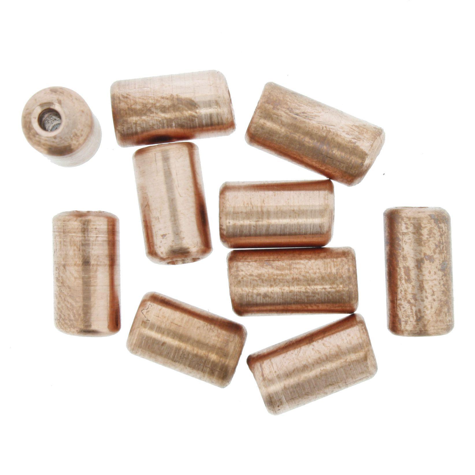 Firma Cooper® - Cobre - 12mm  - Stéphanie Bijoux® - Peças para Bijuterias e Artesanato