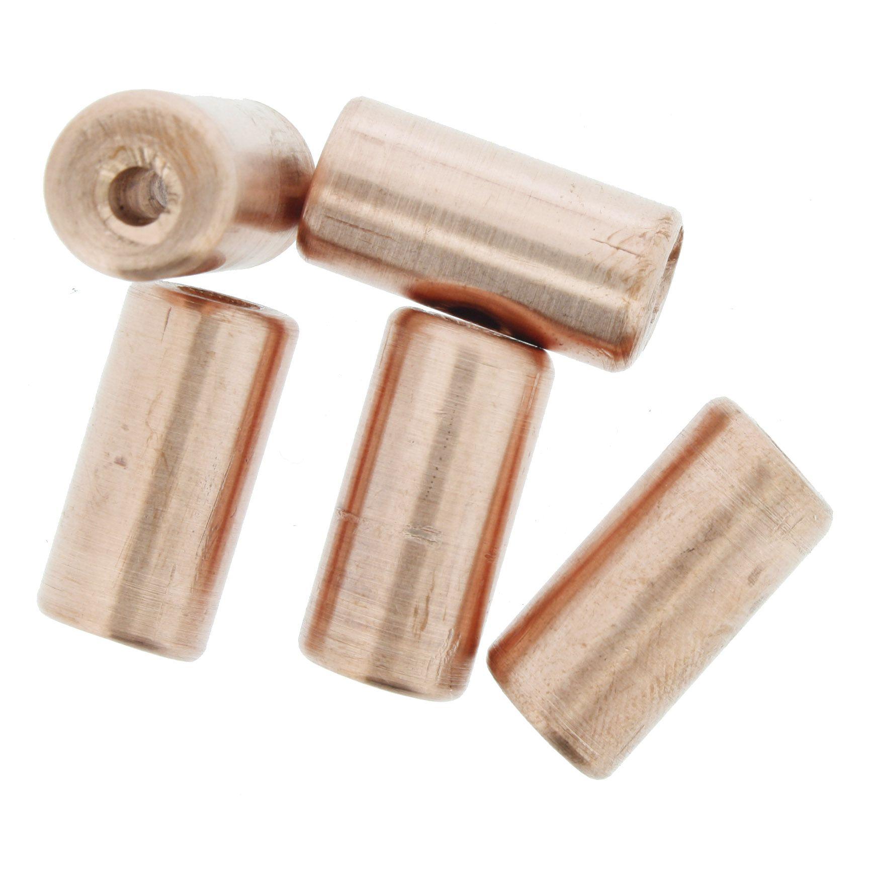 Firma Cooper® - Cobre - 20mm  - Stéphanie Bijoux® - Peças para Bijuterias e Artesanato