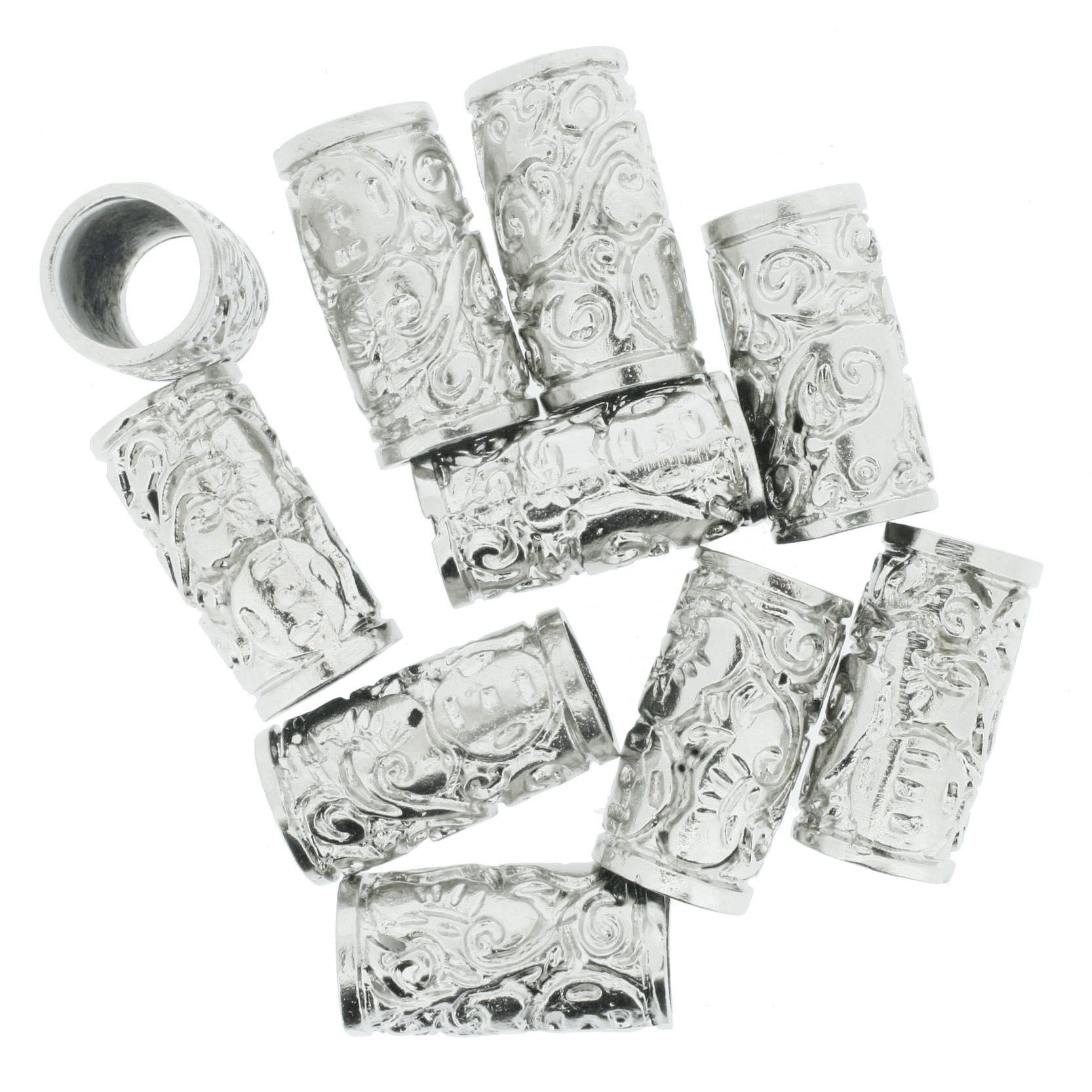 Firma de Metal - Níquel - 26mm  - Stéphanie Bijoux® - Peças para Bijuterias e Artesanato