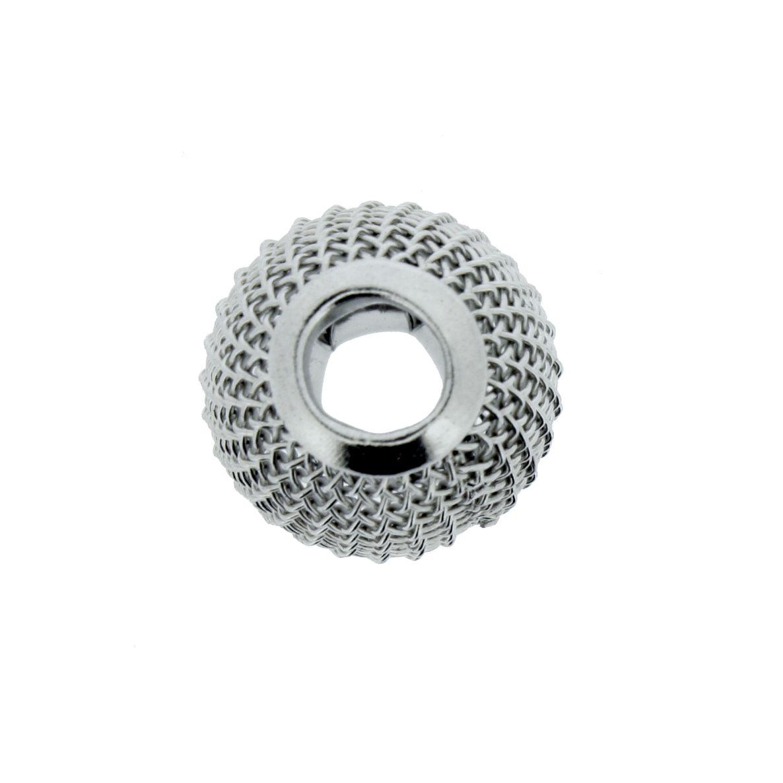 Firma Gaiola - Níquel  - Stéphanie Bijoux® - Peças para Bijuterias e Artesanato
