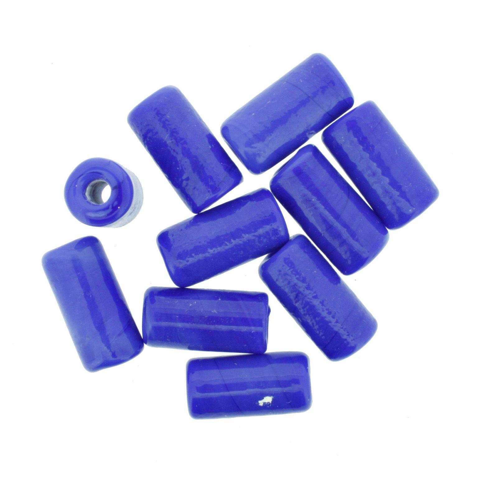 Firma Lisa - Azul  - Stéphanie Bijoux® - Peças para Bijuterias e Artesanato