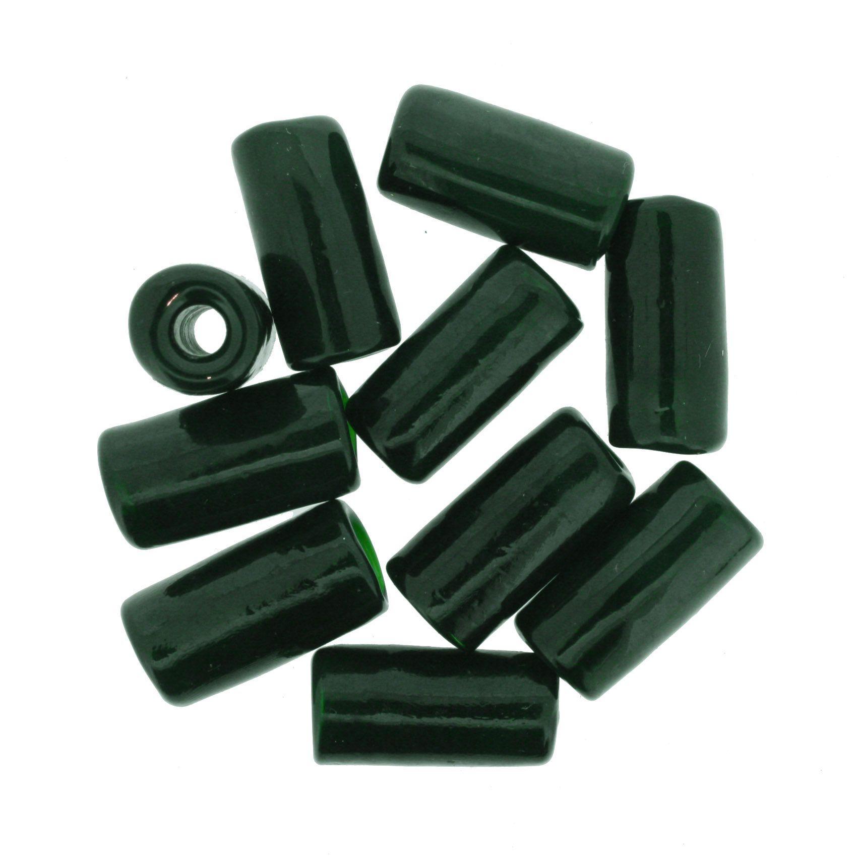 Firma Lisa - Verde Escura  - Stéphanie Bijoux® - Peças para Bijuterias e Artesanato