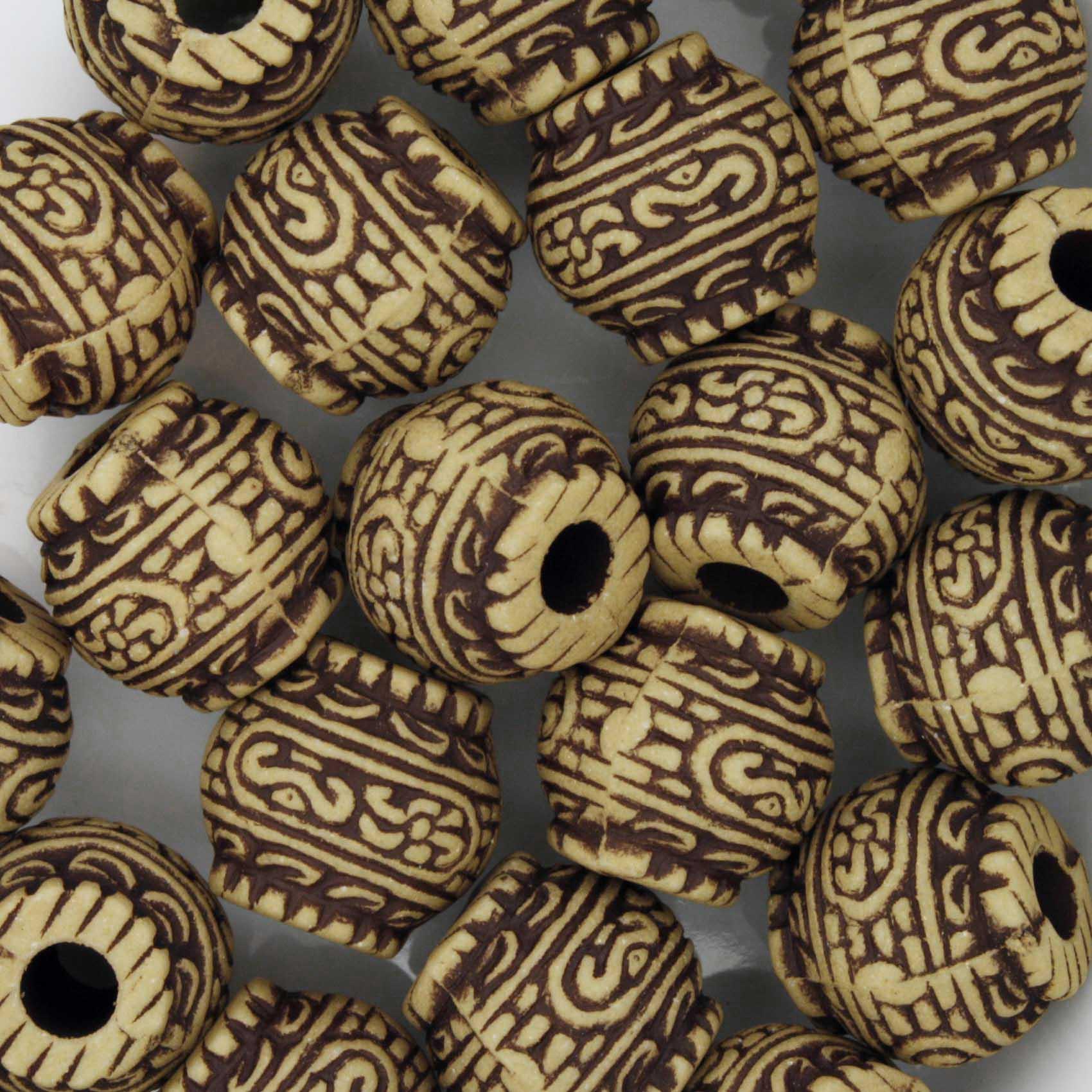 Miçanga Pesca - Inca  - Stéphanie Bijoux® - Peças para Bijuterias e Artesanato