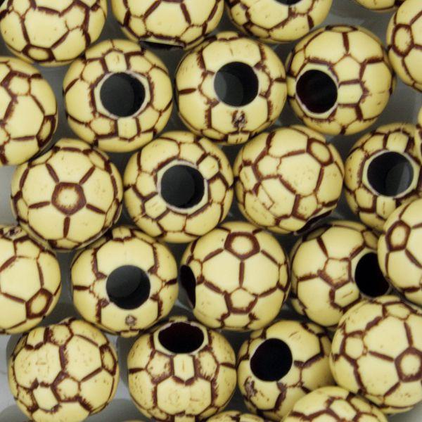 Miçanga Pesca - Jabulani  - Stéphanie Bijoux® - Peças para Bijuterias e Artesanato