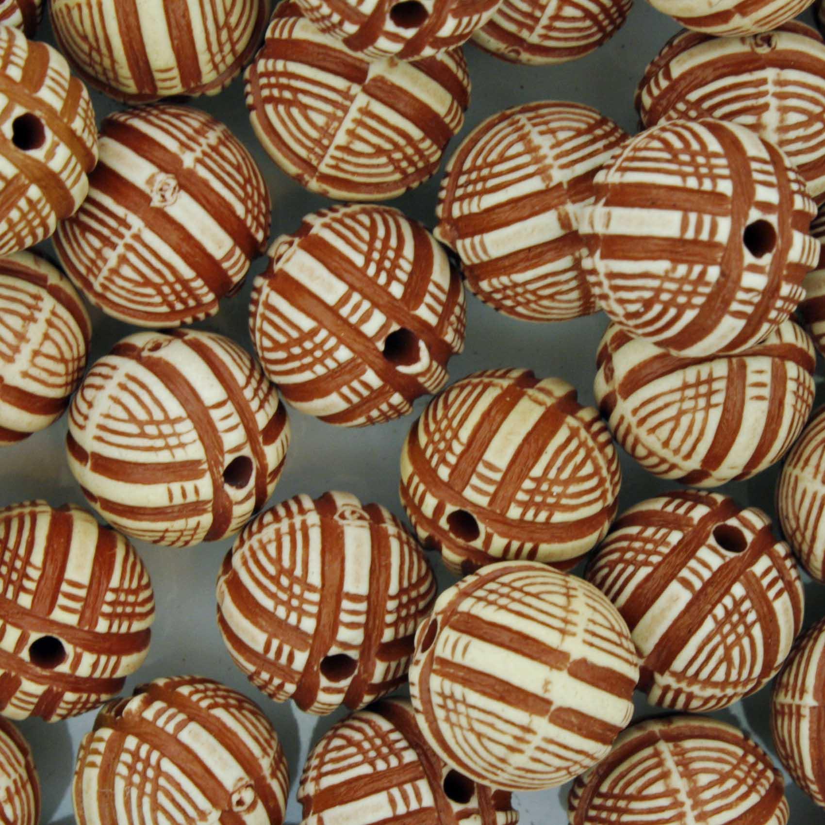 Miçanga Pesca - Maori  - Stéphanie Bijoux® - Peças para Bijuterias e Artesanato