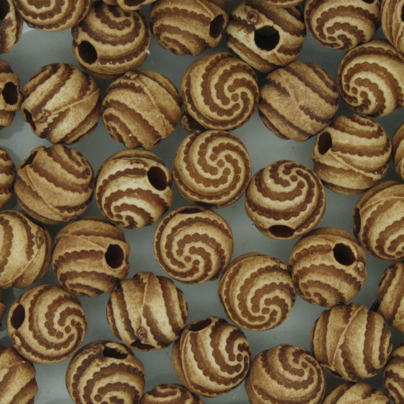 Miçanga Pesca - Mini Espiral  - Stéphanie Bijoux® - Peças para Bijuterias e Artesanato