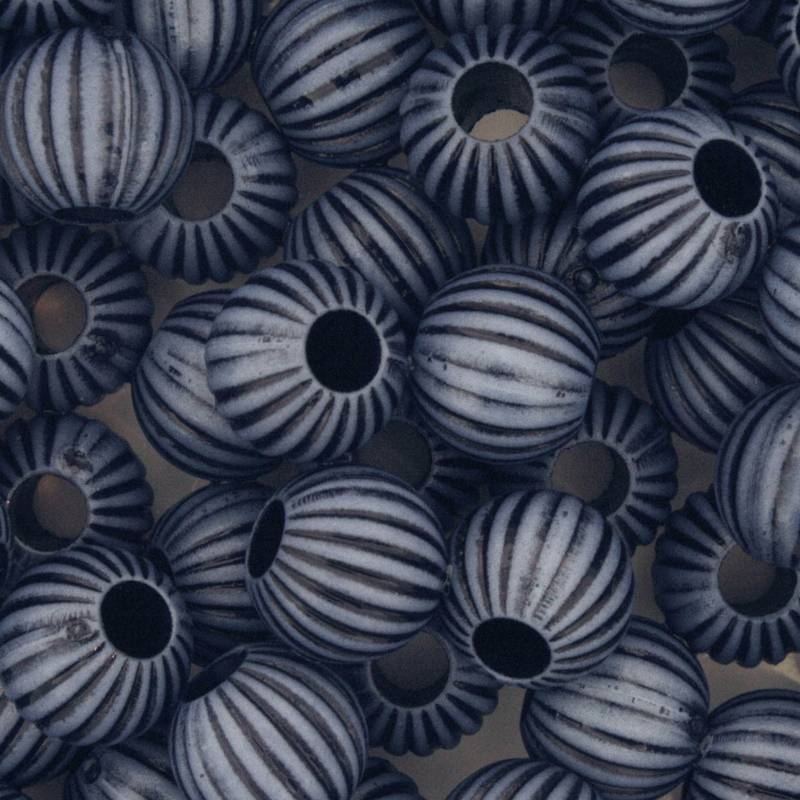 Miçanga Pesca - Sorocaba Azul  - Stéphanie Bijoux® - Peças para Bijuterias e Artesanato
