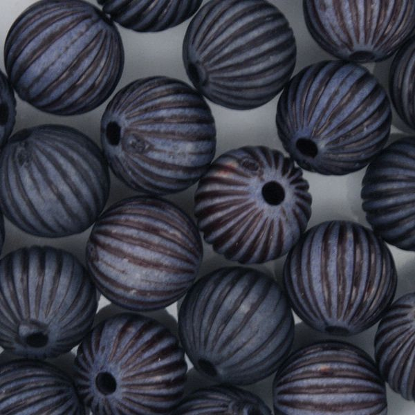 Miçanga Pesca - Sorocaba FP Azul  - Stéphanie Bijoux® - Peças para Bijuterias e Artesanato